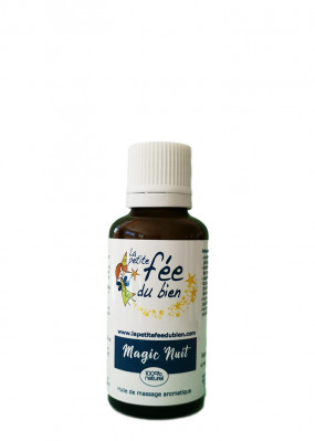 "Huile de massage ""Magic'Nuit"""