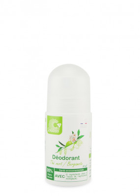 Déodorant roll-on Thé vert / Bergamote